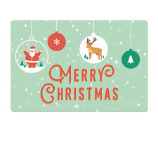 eBay Merry Christmas  -  Email Delivery