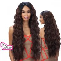 Freetress Equal Eternity Collection Lace Front Wig Extra Long Wavy Mine 31""