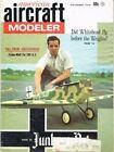 AMERICAN AIRCRAFT MODELER Nov 1968 Magazine Focke Wulf FW 190 A-3: Color 3-Views