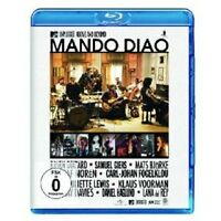 "MANDO DIAO ""MTV UNPLUGGED ABOVE AND BEYOND"" BLU RAY NEU"