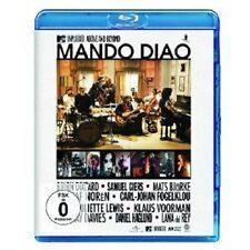 """MANDO DIAO """"MTV UNPLUGGED ABOVE AND BEYOND"""" BLU RAY NEU"""