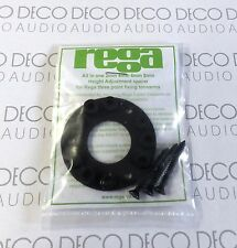 Rega All In One Height VTA Spacer Shim 2, 4, 6, 8mm for 3pt Fixing Tonearms DECO