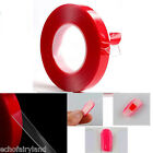 1 Roll 10m Clear Nail Double-side Adhesive Tape DIY Manicure Nail Art Tips Tool
