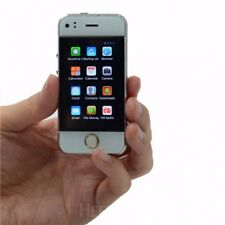Mini iPhone 6S Look Alike Android SmartPhone 6s World's Smallest Touch Screen