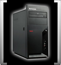IBM lenovo thinkcentre a55 8705 Intel 2 Core 2.0ghz 2gb RAM 160gb HDD DVDRW Tower