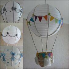 Hot Air Balloon Nursery Light /Lamp Shade