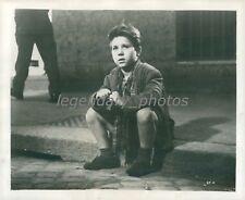 1949 The Bicycle Thief Enzo Staiola Lamberto Maggiorani Original Press Photo