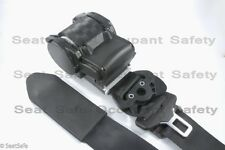 Seat Belt Front Driver Side Ford Falcon AU Series 1 - Grey (650-010NGRY)