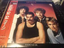 "Queen Radio Ga Ga Japanese 12""ps Japan Import 1984 Rare"
