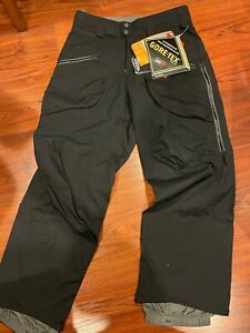 Burton Snowboard AK 3L Gore-tex Snowboard Pants Adult Men's XS Black NWT NEW