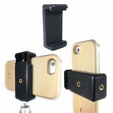 Universal Phone Holder Tripod Mount Adapter Smartphone Stand For iPhone Samsung