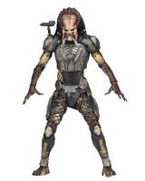 "2018 The Predator Movie Fugitive Predator 7"" Scale Ultimate Action Figure NECA"