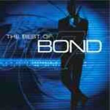Best of Bond...James Bond: 40th Anniversary Edition by Various Artists (CD, Sep…