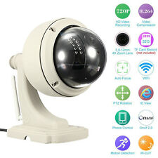 Sricam Wireless Outdoor Pan Tilt CCTV Camera P2P Wifi IP Webcam IR Cam US EW