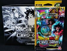 DRAGON BALL SUPER CARD GAME: STARTER DECK THE CRIMSON SAIYAN SD05