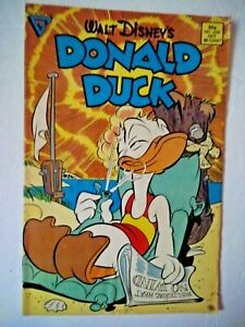 Walt Disney Donald Duck Comic Issue 258 - October 1987 - Gladstone Comics