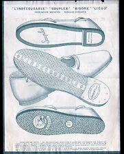 """OLORON-SAINTE-MARIE (64) USINE de SANDALES SANDALETTES """"Emile LAMBERT"""" en 1938"""