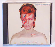 CD ALBUM / DAVID BOWIE - ALADDIN SANE / ANNEE 1990