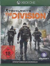 Tom Clancy's The Division - Microsoft Xbox ONE - Neu & OVP - Deutsche Version