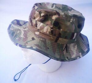 NEW Genuine British Army Multicam  MTP Bush Hat | Boonie Hat