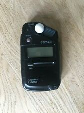 Sekonic L-308S Flashmate Light Meter: For parts only