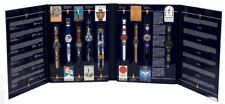 SWATCH OLYMPICS - SZS01 BOX1PACK BOX HISTORIC OLYMPIC GAMES (9 WATCHES)  -  NEW