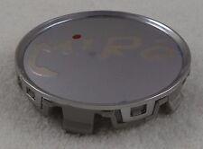 Miro Wheels Chrome / Silver Custom Wheel Center Cap Caps Set 2 (1)