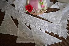 Linen Antique Trims/Edgings