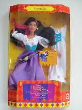 Bambola doll Esmeralda Disney Il gobbo di Notre Dame Hunchback notre dame rara