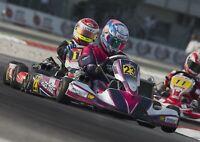 A1 Kart Racing Poster Art Print 60 x 90cm 180gsm - Karting Go Karts Gift #16474