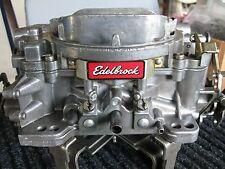 Edelbrock 1407( Rebuilt ) 750 CFM High Perf. for BIG & Small Block Engines