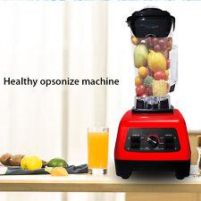 BPAFree 3HP Heavy Duty Commercial Grade Blender Mixer Juicer Fruit Blender