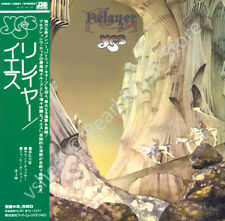 YES RELAYER CD MINI LP OBI Jon Anderson Steve Howe Patrick Moraz Chris Squire