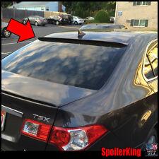 Rear Roof Spoiler Window Wing (Fits: Acura TSX 2009-2014 CU2) 284R SpoilerKing