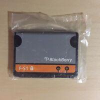 OEM Original BlackBerry Torch 9800 9810 Battery FS1 F-S1 F S1 FS 1 FS-1