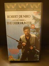 The Deer Hunter - Robert De Niro - PAL VHS Video Tape