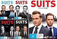SUITS Season 1 2 3 4 5: NEW DVD
