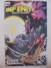 Infinity Countdown #3 Kuder Connecting Variant Marvel NM Comics Book
