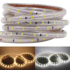 LED Strip Light AC 220V SMD 2835 Flexible Led Tape 60LEDs/m Ribbon 3528 5m 100m