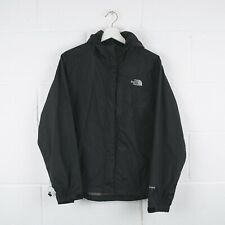 Vintage THE NORTH FACE HyVent Black Jacket Size Womens Medium /R43005