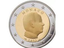 Pièce de 2 euros de Monaco 2011.
