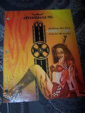 4X - Catalogue de pieces et accessoires MIdWest update 2003 Harley davidson