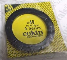 Genuine Cokin A Series 49mm Adapter Ring A449 France Made Original 49 mm OEM