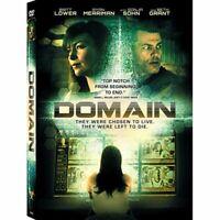 Domain (DVD w/ Slipcover) 2018 Widescreen, Survival Technologies, Free Ship, NEW