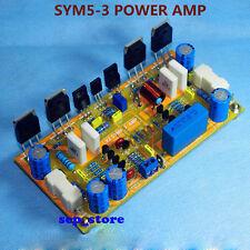 diy mono classic symasym 5-3 separate endstufe set 200w amp kit
