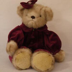 "Bearington Collection Tiffany  #1031 Plush Bear Hang Tag 17"" Shelf Sitter"