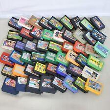 """WHOLESALE FAMICOM Lot 50 """"NTSC-J"""" Nintendo FC Japan Game Cartridge7073fcc50"""