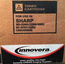 INNOVERA IVR-45024077 Black Toner Cartridge for Sharp SD- 2060/2260/3062 SF-2050