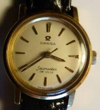 OMEGA SEAMASTER DE VILLE da Donna in ORO rarissmo introvabile - watch gold