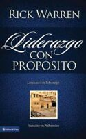 Liderazgo con Proposito / Leadership with Purpose : Lecciones de Liderazgo Ba...